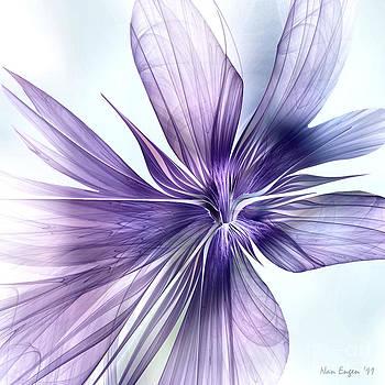 Violet Breezes by Nan Engen
