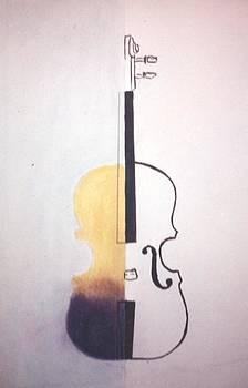 Violin by Thomas Armstrong