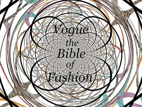 Vogue the Bible of Fashion by George Landers