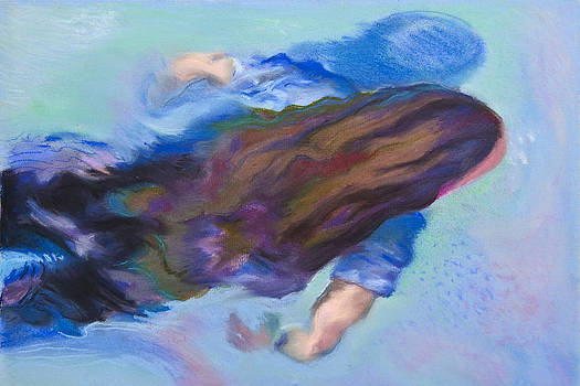 Water Nymph by David Phoenix