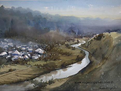 Watercolor by Gorean Eugeniu
