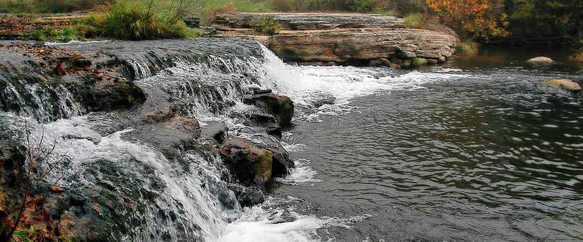 Spring Creek Waterfall by Corey Haynes