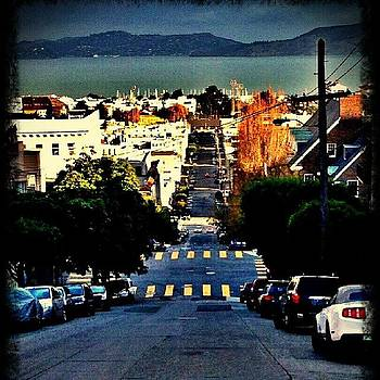 2 Weeks Ago In San Francisco by Ron Johnson