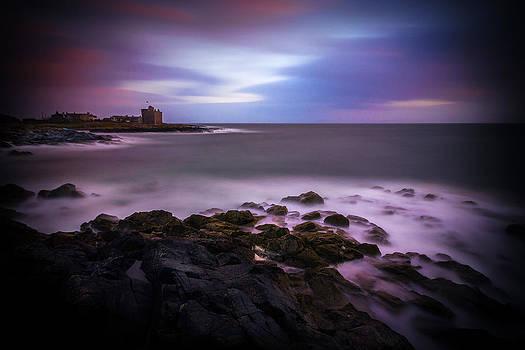 West Coast Sunset by Fiona Messenger
