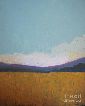 Wheat Field Season by Vesna Antic