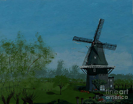 Windmill by Anthony Dunphy
