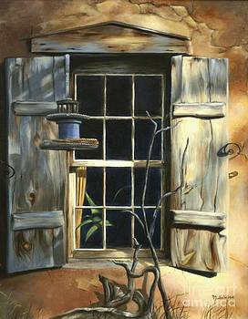 Window by Madeleine Holzberg