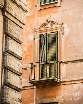 Christina Klausen - Windows of Rome