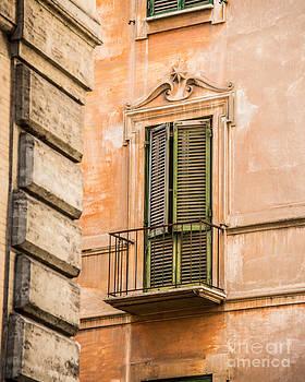 Christina Klausen - Windows of Rome