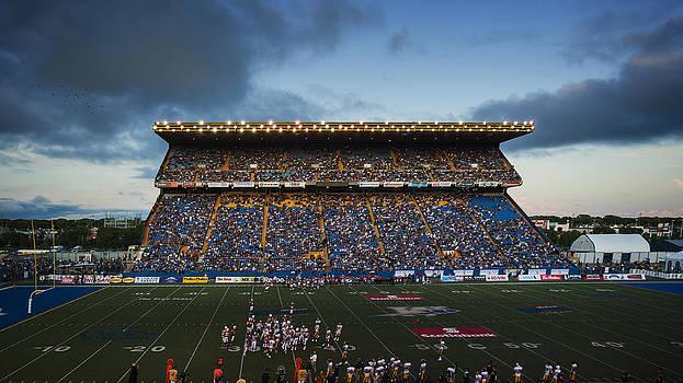 Bryan Scott - Winnipeg Stadium