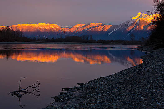 Winter Warmth by Phil Dyer