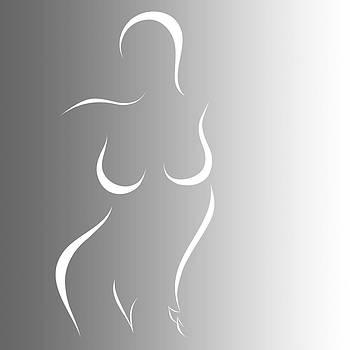 Woman 1 by Gabriela Maria PASCENCO