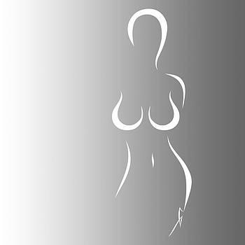 Woman 2 by Gabriela Maria PASCENCO