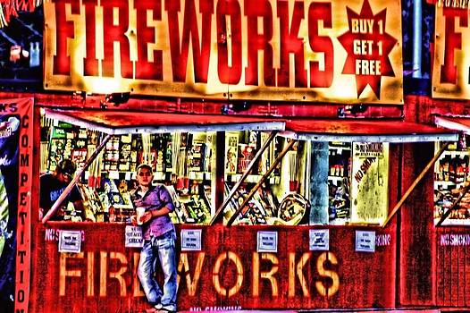 Works of Fire by Good I Art Photography
