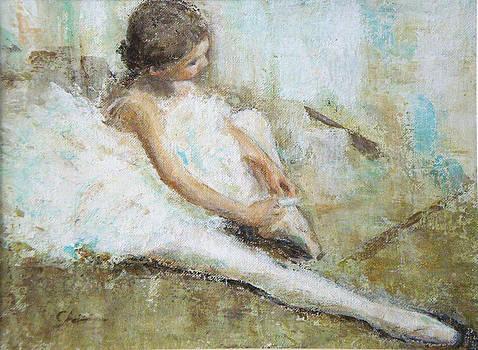 Chisho Maas - Young Ballerina