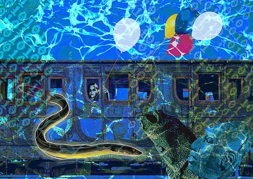 20.000 Leagues Under The Sea by Maria Jesus Hernandez