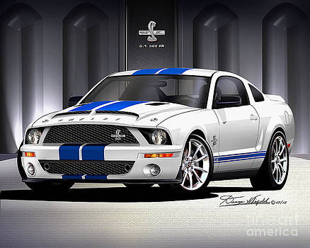 2007 Ford Shelby GT500 KR  by Danny Whitfield