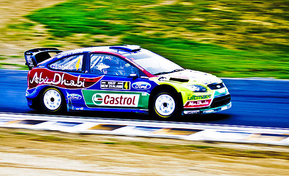 motography aka Phil Clark - 2010 Ford Focus WRC