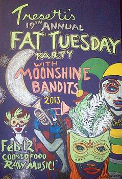 2013 Fat Tuesday  by James Christiansen