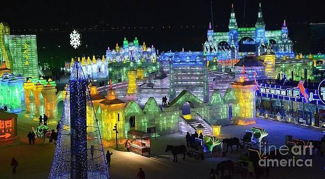 2013 Harbin Ice Festival by Brett Geyer