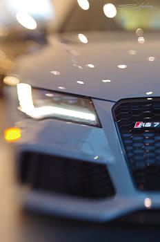 2014 Audi RS7 Nardo Grey by Shehan Wicks