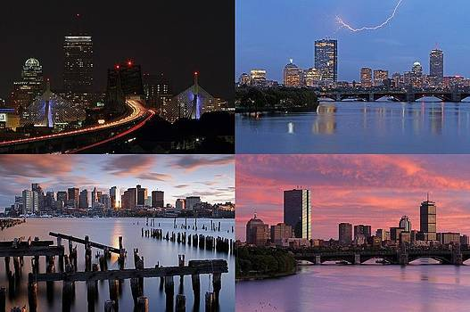 Juergen Roth - 2014 Best of Boston Skyline Photography