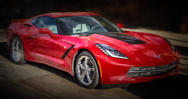Ray Van Gundy - 2014 Chevrolet Corvette Stingray