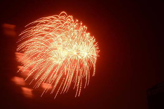 2014 Fireworks 1 by Jim Martin