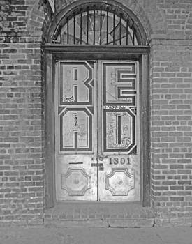 New Orleans Door by Louis Maistros