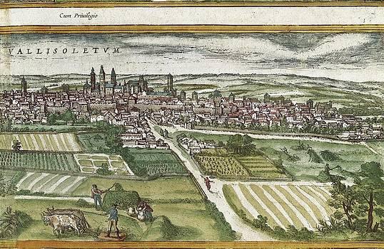 Ortelius, Abraham 1527-1598 Braun by Everett