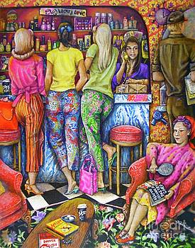 Shop Talk by Linda Simon