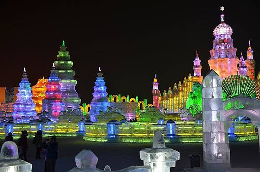 Harbin Ice Festival 2013 by Brett Geyer