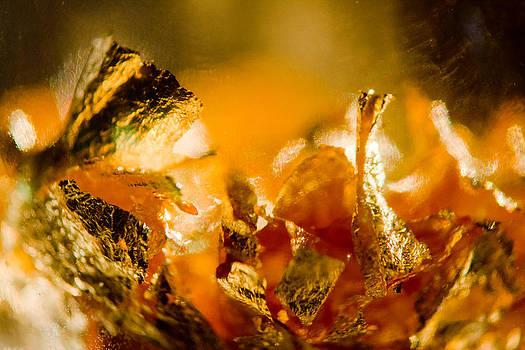 Randall Branham - 24 Caret Gold Flakes