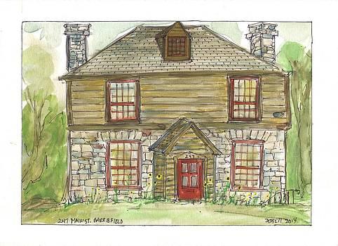 247 Main St. Barriefield by David Dossett