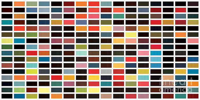 256 Colors by Max Requenes