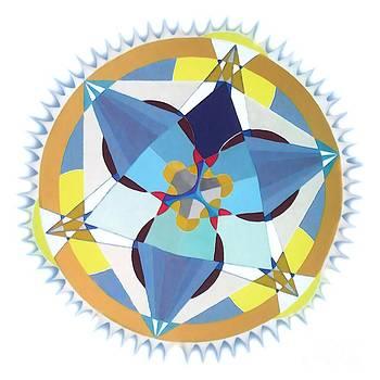 287. Mandala by Martin Zezula
