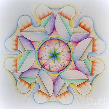 299. Mandala by Martin Zezula