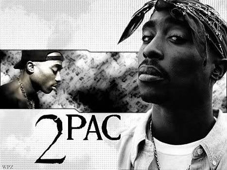 2pac by Arys Urena