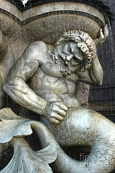 Gregory Dyer -  Vienna Austria - Neptune Fountain
