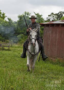 Jonathan Whichard - 150 Civil War Battle of Trevilian Station