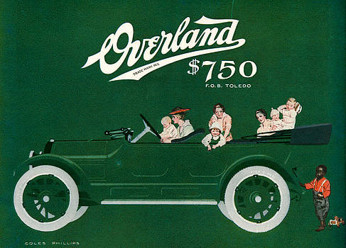 1920s Usa Willys-overland Magazine by The Advertising Archives