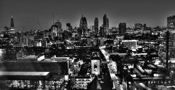 David French - 2013 City of London Skyline