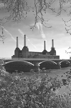David French - Battersea Power Station