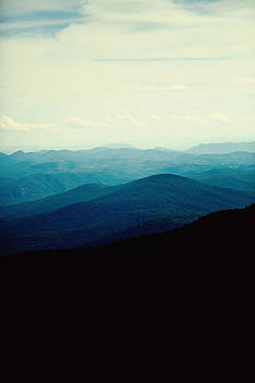 Blue Ridge Mountains by Kim Fearheiley