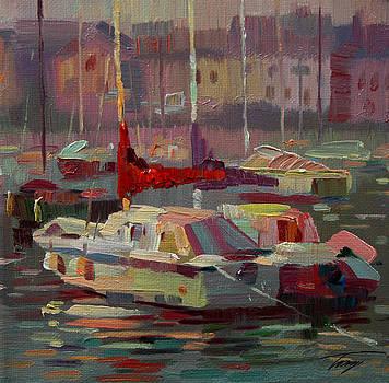Boats by Tony Song