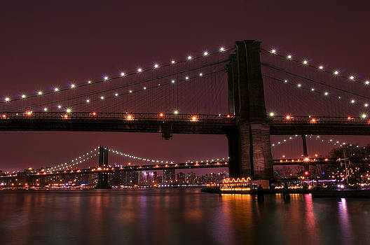 Svetlana Sewell - Brooklyn Bridge