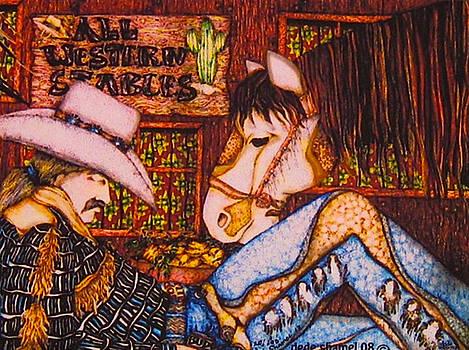 3 Buds by Dede Shamel Davalos