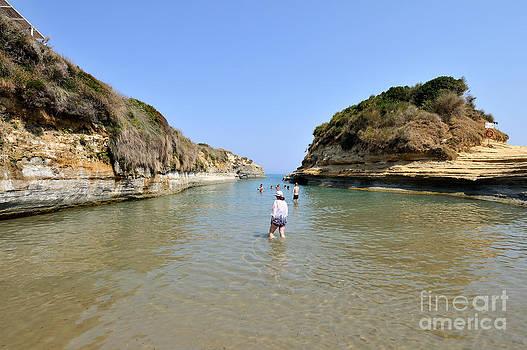 George Atsametakis - Canal of love beach