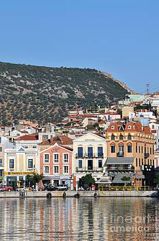 George Atsametakis - City of Mytilini