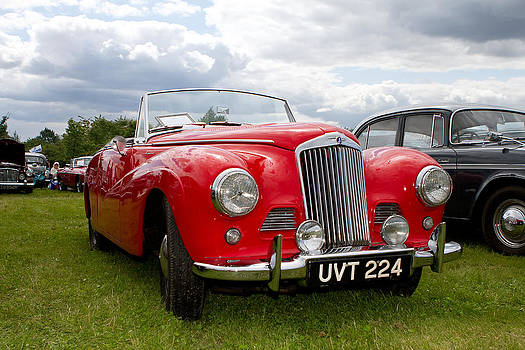 Fizzy Image - Classic Car